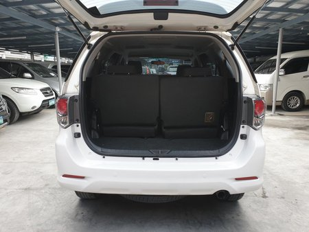 Toyota Fortuner 2015 G Gas Automatic