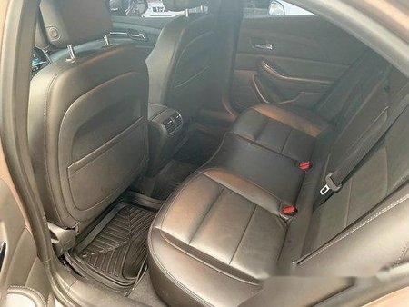 Beige Chevrolet Malibu 2015 Automatic Gasoline for sale
