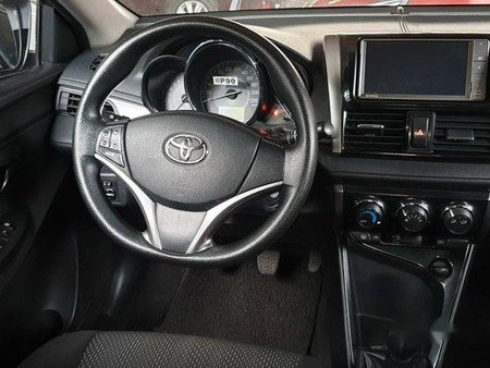 Red Toyota Vios 2018 for sale