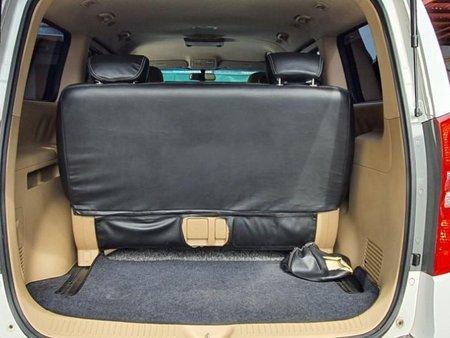 White Hyundai Grand Starex 2014 for sale