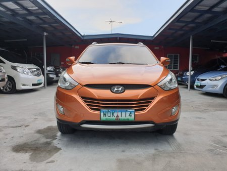 Hyundai Tucson 2014 Acquired 4x4 Diesel Automatic