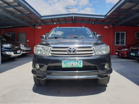 Toyota Fortuner 2009 G Gas Automatic