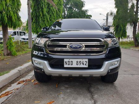 Ford Everest 2017 Trend Automatic