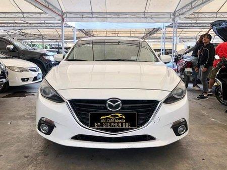 2014 Mazda 3 Sedan 2.0R Automatic Gas