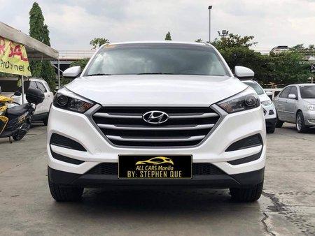 2018 HYUNDAI TUCSON GL GAS MT