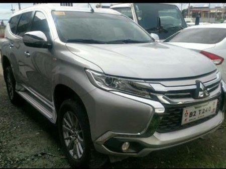 2018 Mitsubishi Montero Sport for sale in Cainta
