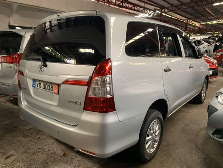 Sell Silver 2015 Toyota Innova in Quezon City