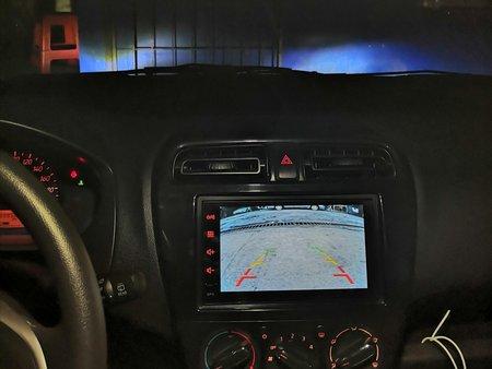 2017 Mitsubishi Mirage glx Hatchback Manual