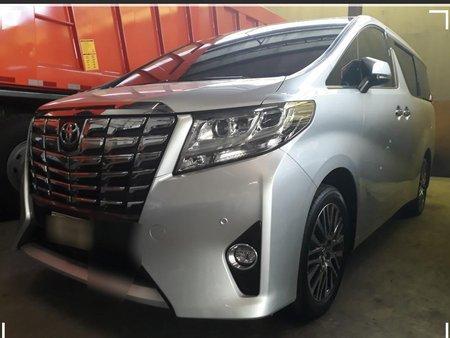 2017 Toyota Alphard for sale in Manila