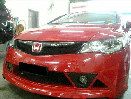 2007 Honda Civic FD for sale in Makati
