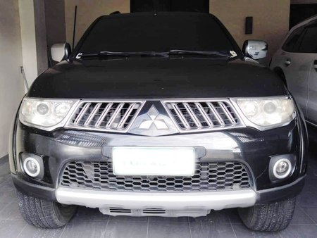 Sell Used Montero Sport 2011 GLS-V in Quezon City