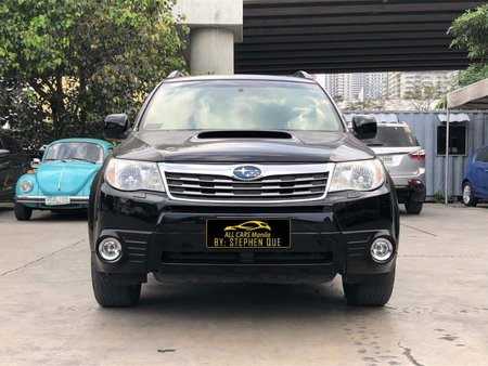 2010 Subaru Forester XT 2.5 Automatic Gas