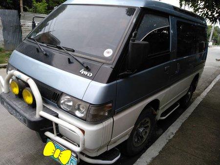 Mitsubishi Delica Space Gear 2005 Automatic Diesel