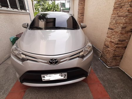 Toyota Vios E AT 2016 - low mileage