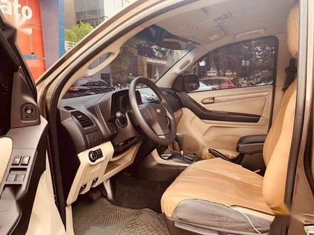 Selling Brown Chevrolet Trailblazer 2016 in Manila