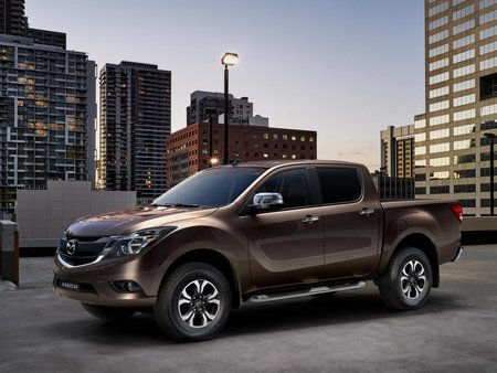 Mazda BT-50 4x4 AT Zero Down