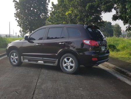 Hyundai Santa Fe 2009 Model for sale in Mexico