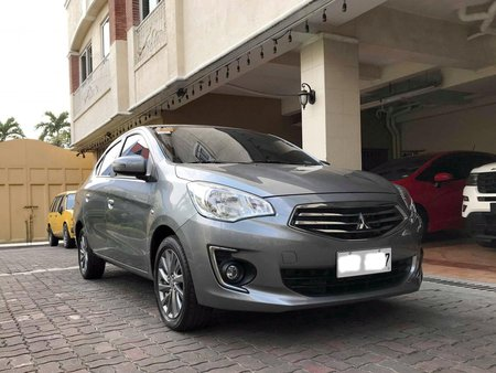2018 Mitsubishi Mirage G4 GLS Automatic 3T kms!! Top of the Line