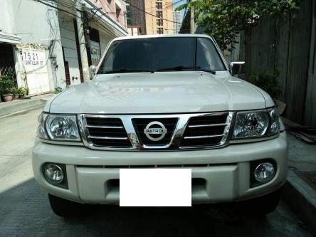2001 Nissan Oatrol