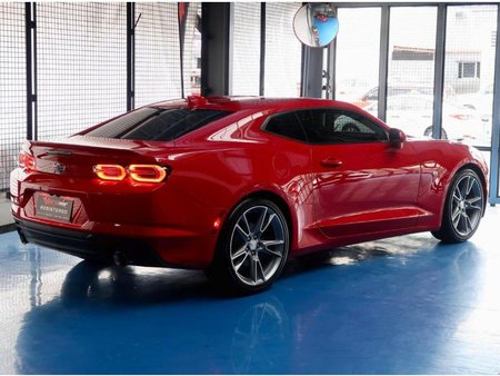 2019 Chevrolet Camaro for sale in Quezon City