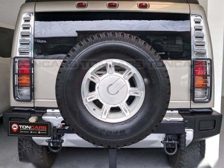 Hummer H2 2003 for sale in Manila