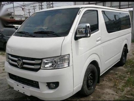 2017 Foton View Transvan for sale in Cainta