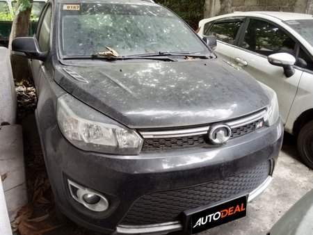 Selling Great Wall Haval m4 2014 at 30000 km