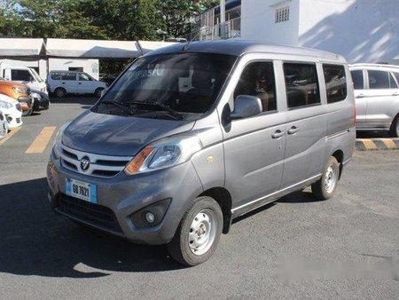 Foton Gratour 2017 Manual Gasoline for sale in Muntinlupa