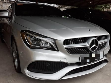 2018 Mercedes-Benz Cla-Class for sale in Manila