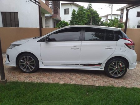 Toyota Yaris 2015 at 42000 km for sale