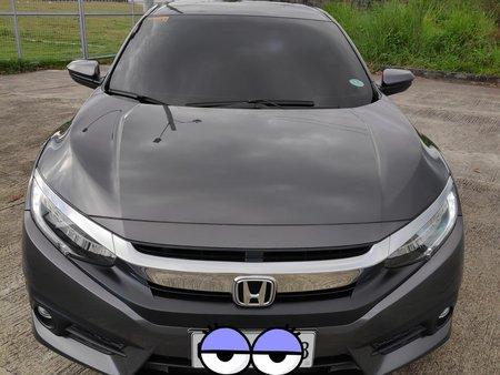 Honda Civic 2016 : acquired 2017