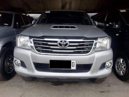 2015 Toyota Hi Lux Manual 4x2 Quezon City