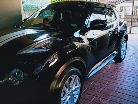 Nissan Juke Nsports 2017 at 6k mileages only