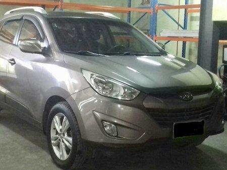 Hyundai Tucson CRDI 2012 for sale in Quezon City