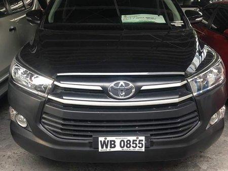 2017 Toyota Innova E AT/Diesel