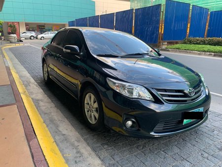 2012 Toyota Altis 1.6 G AT