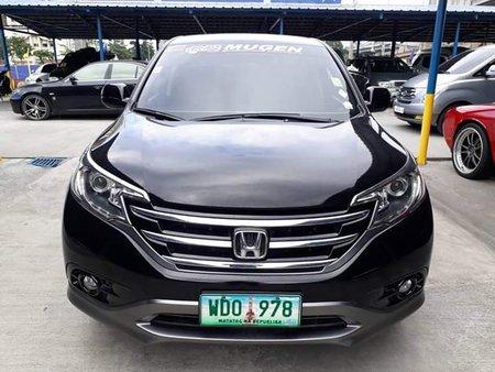 2013 Honda CR-V AT/Gas