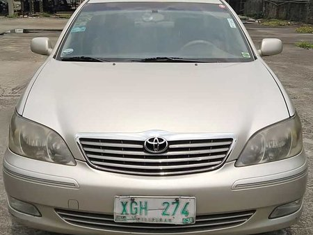 Toyota Camry 2003 Automatic in Quezon City