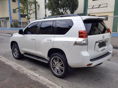 2012 Toyota Land Cruiser Prado for sale in Quezon City