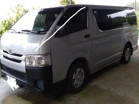 2016 Toyota Hiace Commuter 3.0 for sale in Angat