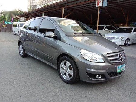 2011 Mercedes-Benz B160 for sale in Manila