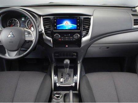 2017 Mitsubishi Strada for sale in Quezon City