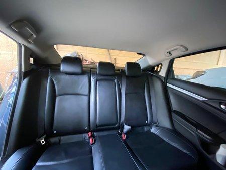Blue Honda Civic 2016 for sale in Santa Rita