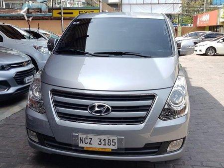 Sell 2017 Hyundai Grand Starex Van in Pasig
