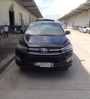 Toyota Innova 2017 for sale in Davao City