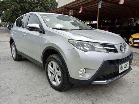 2014 Toyota Rav4 for sale in Manila