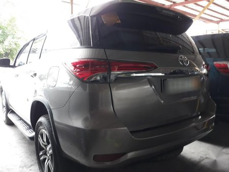 2017 Toyota Fortuner for sale in Manila
