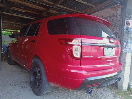 2015 Ford Explorer for sale in Las Piñas