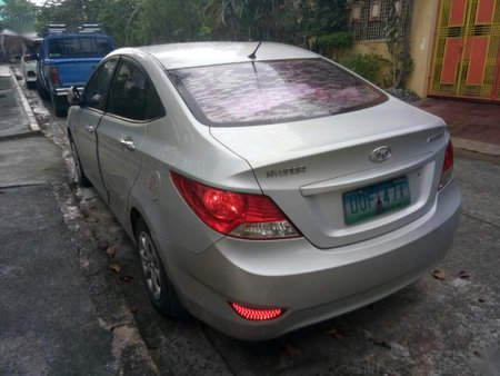 2012 Hyundai Accent for sale in Manila