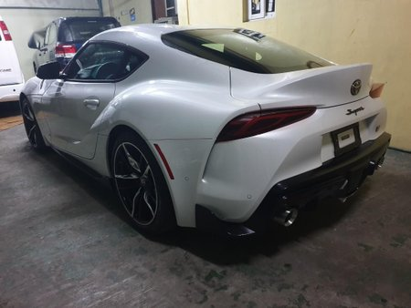 2020 Toyota Supra for sale in Quezon City